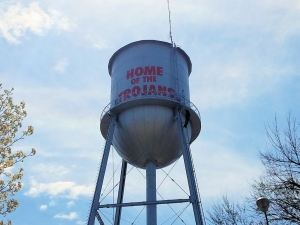 Osawatomie Old Water Tower